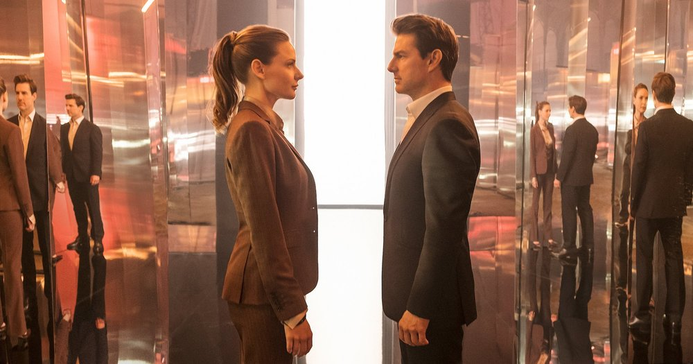 Rebecca Ferguson returns as British intelligence agent Ilsa Faust.