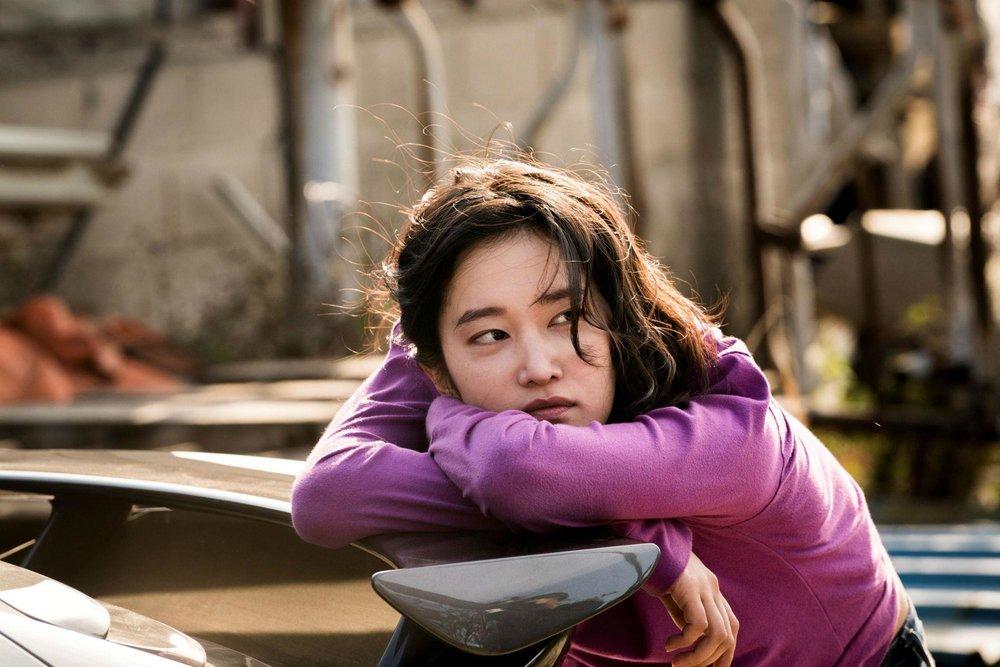 Jeon Jong-seo as Ha-emi.