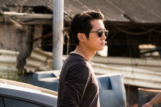 Steven Yeun as Ben.