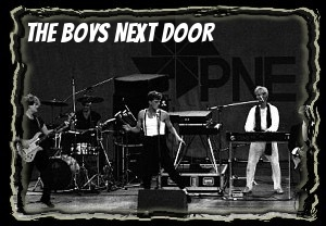 The Boys next door 1982 ( Kenny on lead vocals)