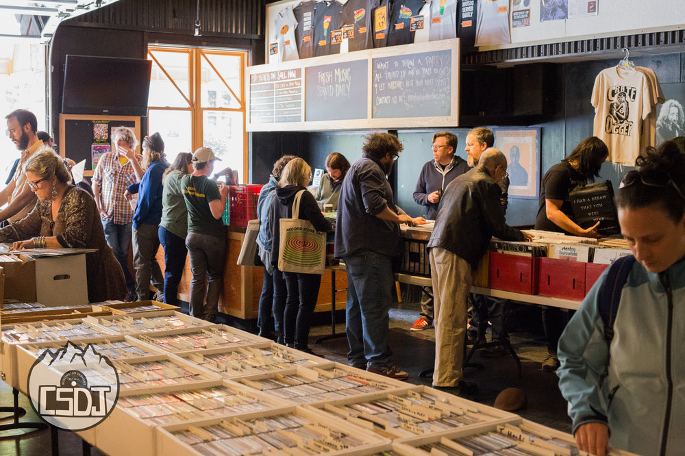 Burlington Record Fair