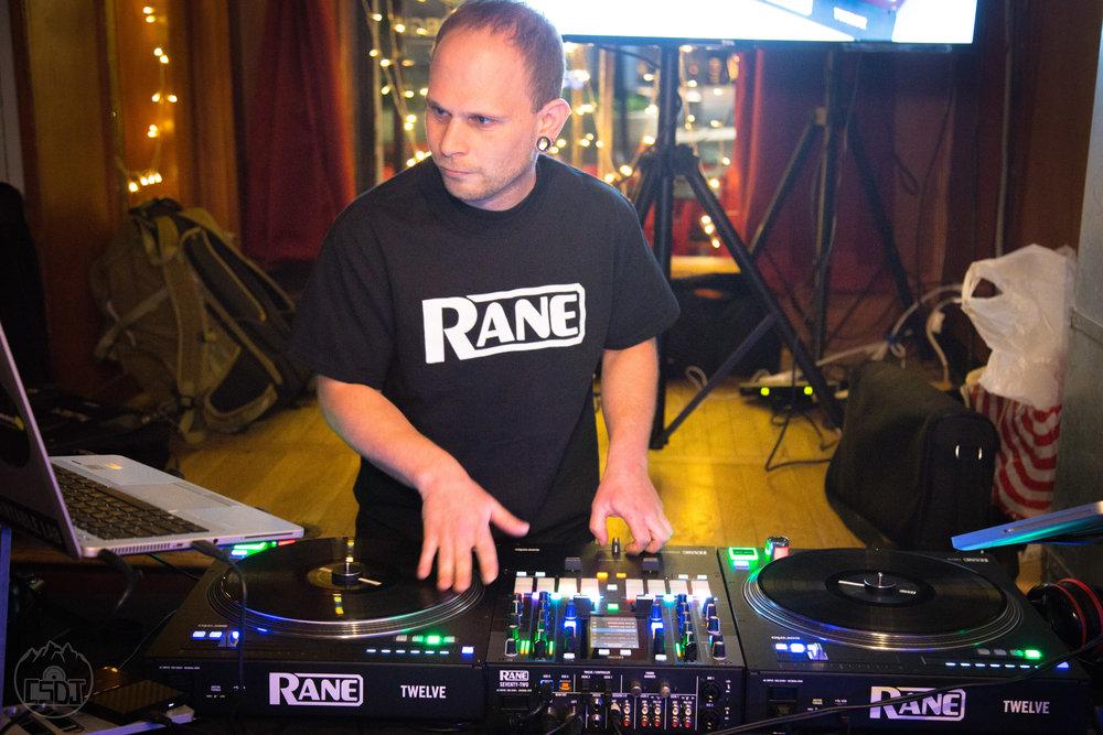 DJ Triple J