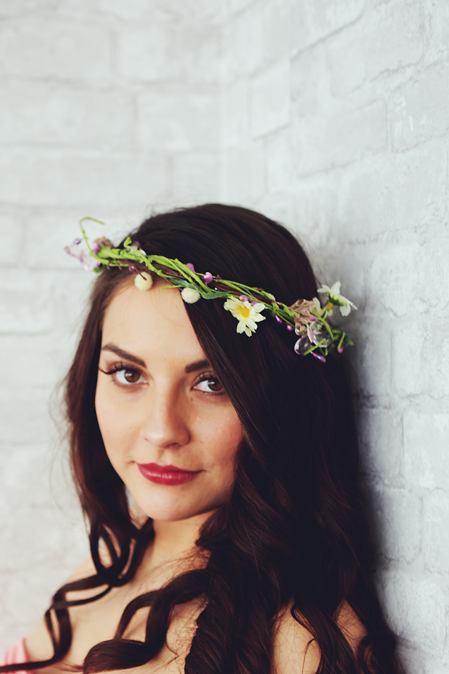 floral crown rental