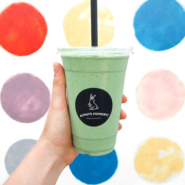 Matcha Madness by Juice Junkie PC: @_rosiehope