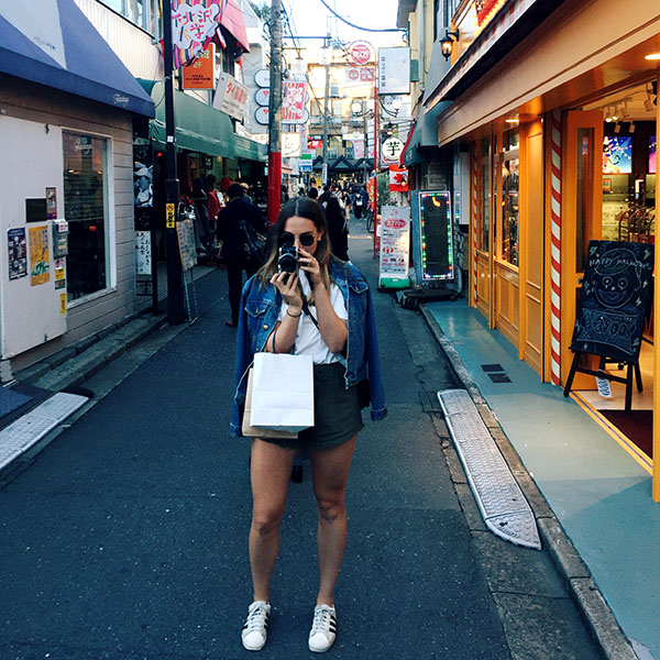 Shimokitazawa  @_rosiehope