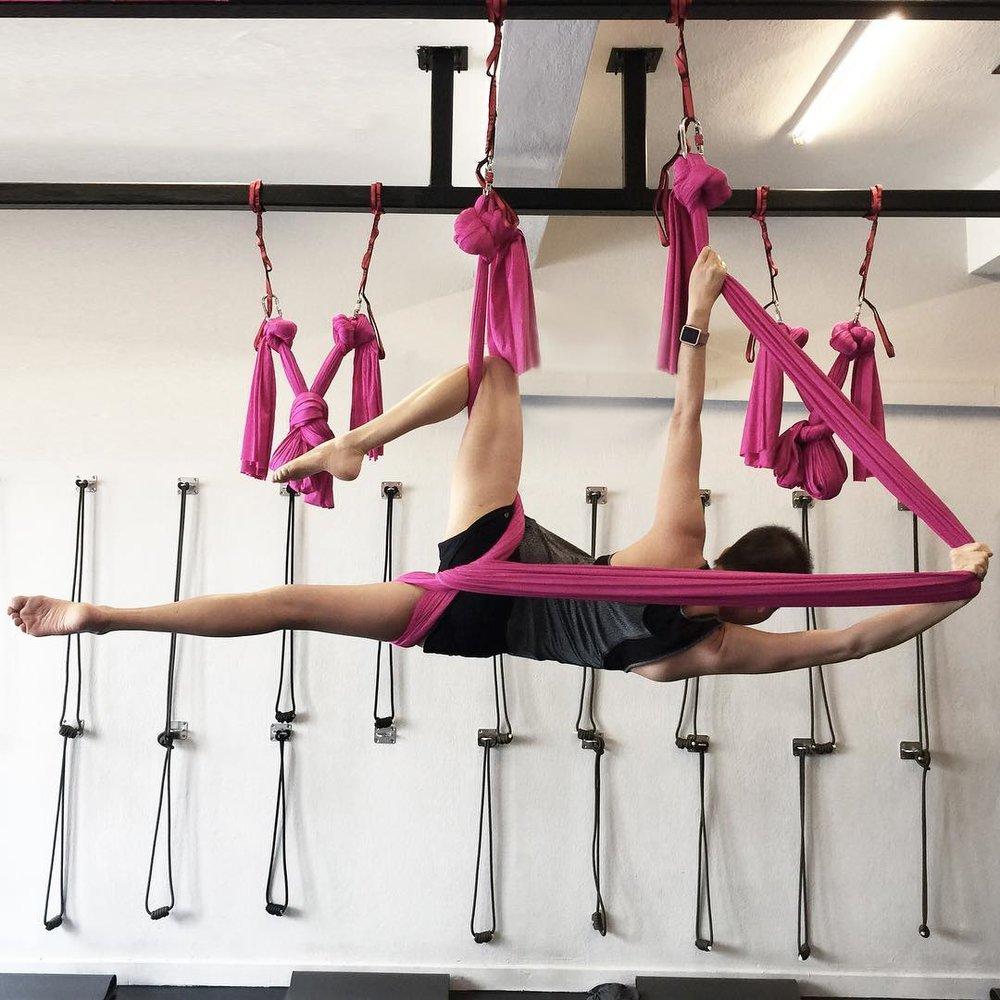 Club Yoga PC:  @clubyoga.sg