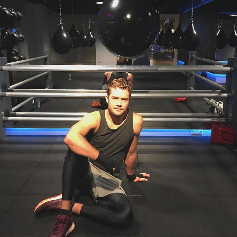 Rhyce Lein Still Boxing