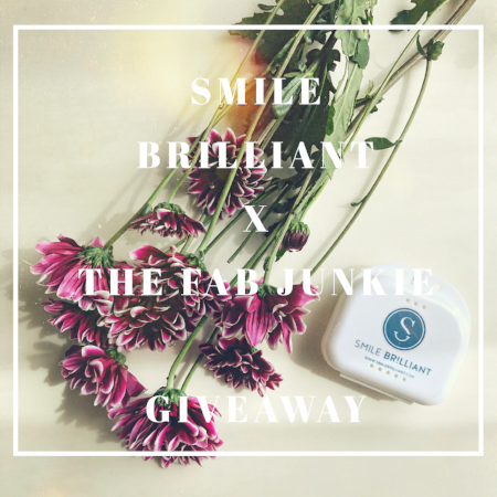 SmileBrilliantGiveaway