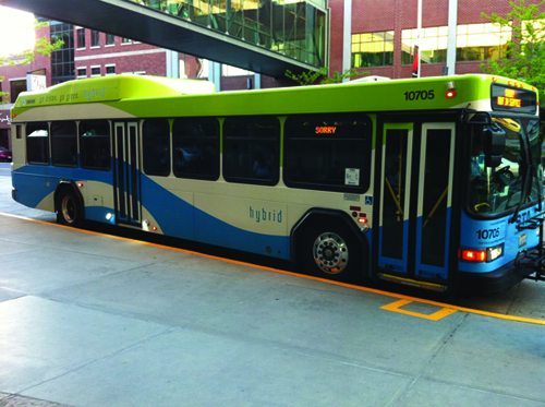 Spokane Transit Authority uses an open platform to avoid costly misalignment