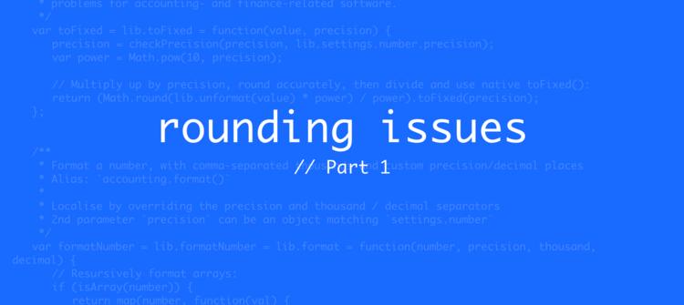 Mastering Javascript Fundamentals: AccountingJS, toFixed and