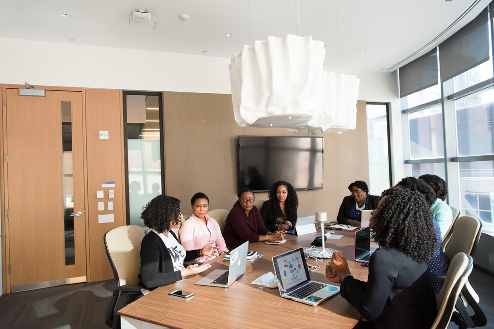 PROVIDING WOMEN IN TECH WITH THE RESOUCES THEY NEED -