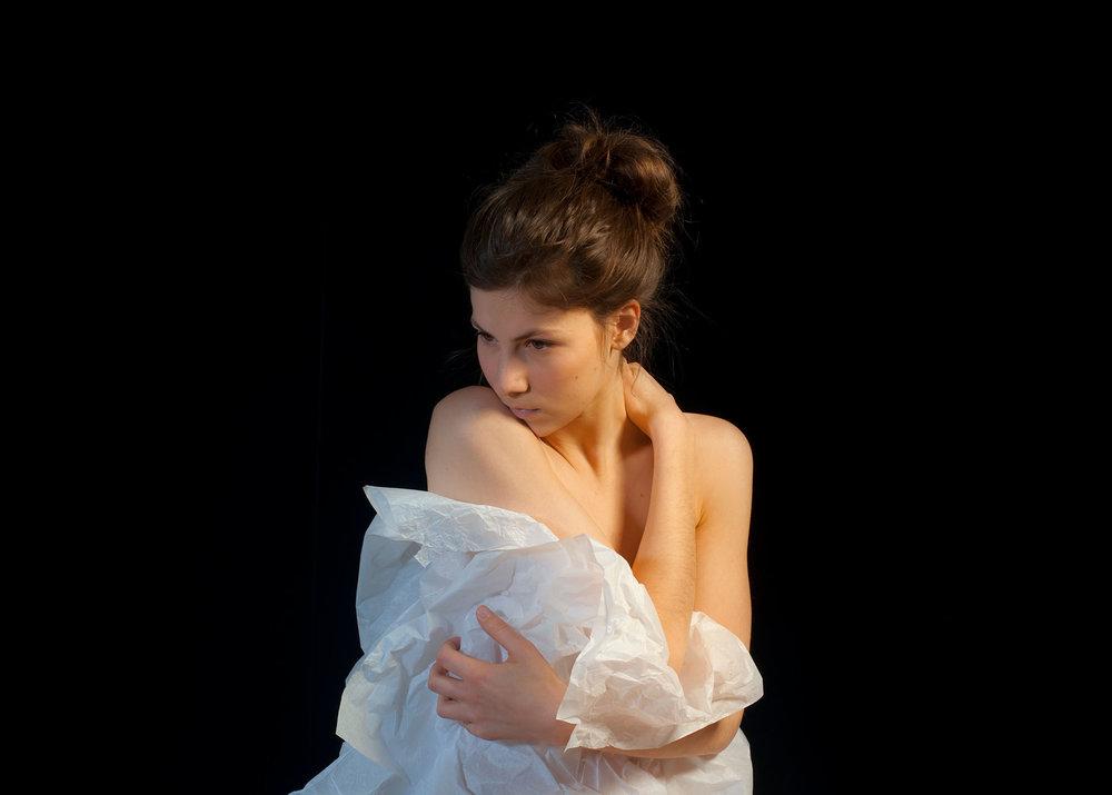 Louise Luck, artiste interprète, danseuse
