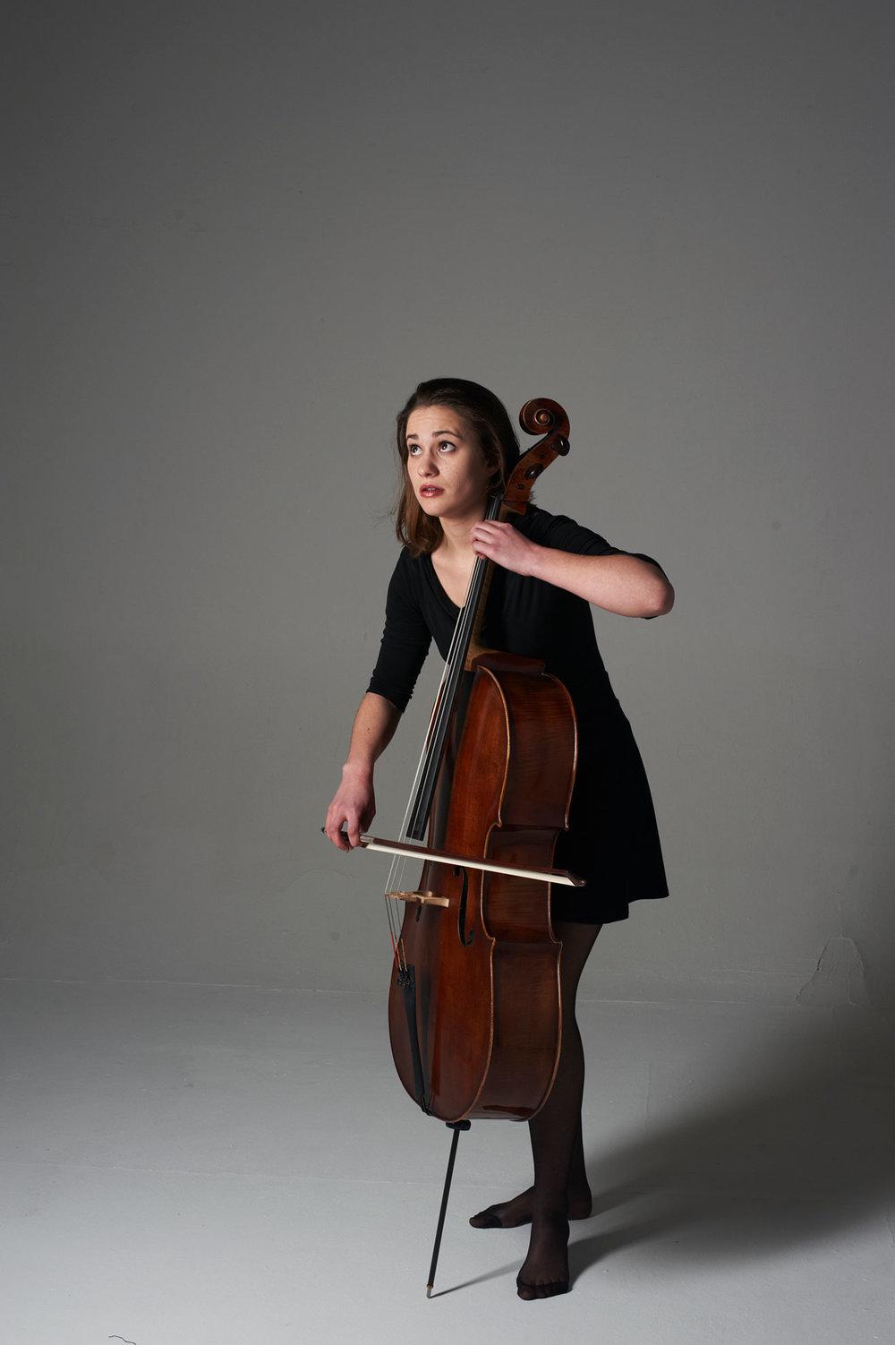 Latica Anic, Cellist