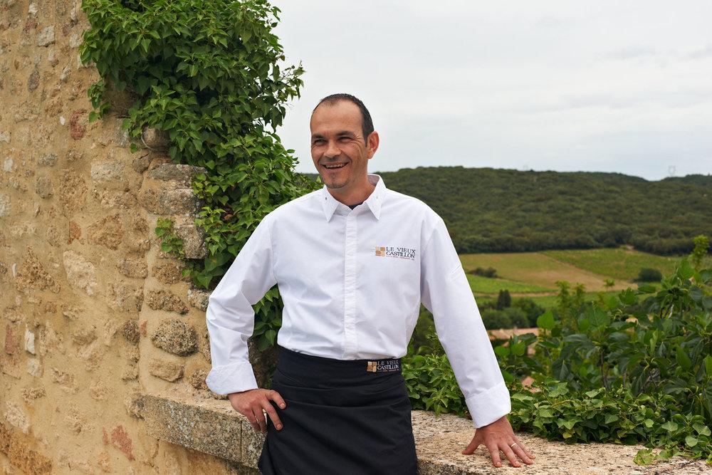 Chef Damien Babillaud