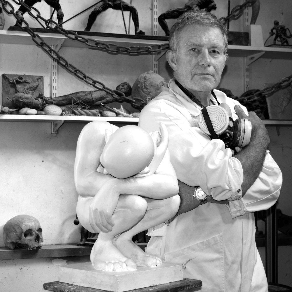 Crispin, artiste sculpteur