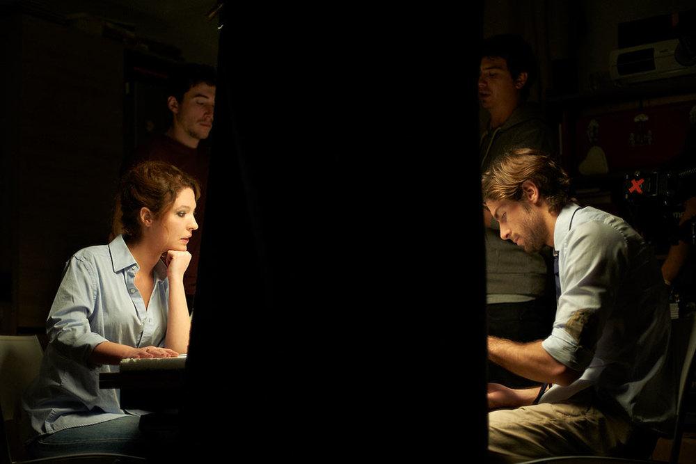 """Tournage Jeux de grands, réalisé par Céline Gaudry Production  Great Pictures Productions  2014    """" Jeux de grands """""""