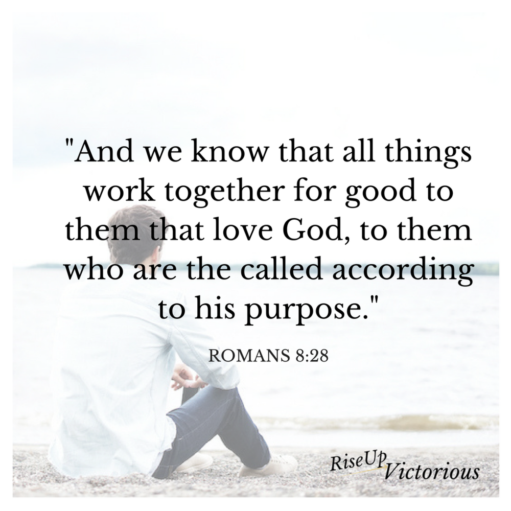 according to his purpose rise up victorious
