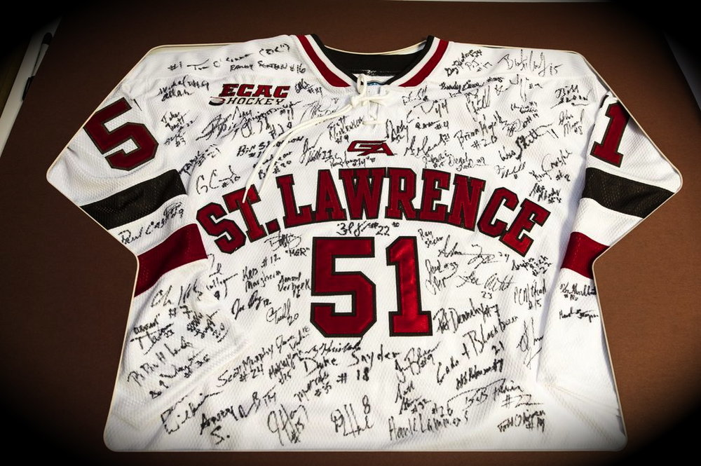 Joe Marsh Retirement — St. Lawrence Hockey Alumni Association 961eacc2733