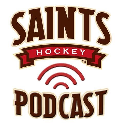 Can't wait for puck drop? Neither can we... but, in the meantime, there's a new episode of the Saints hockey podcast ready to stream, featuring Dan Manella! #saintshockeypodcast #sluhockey #sluhockeyalumni