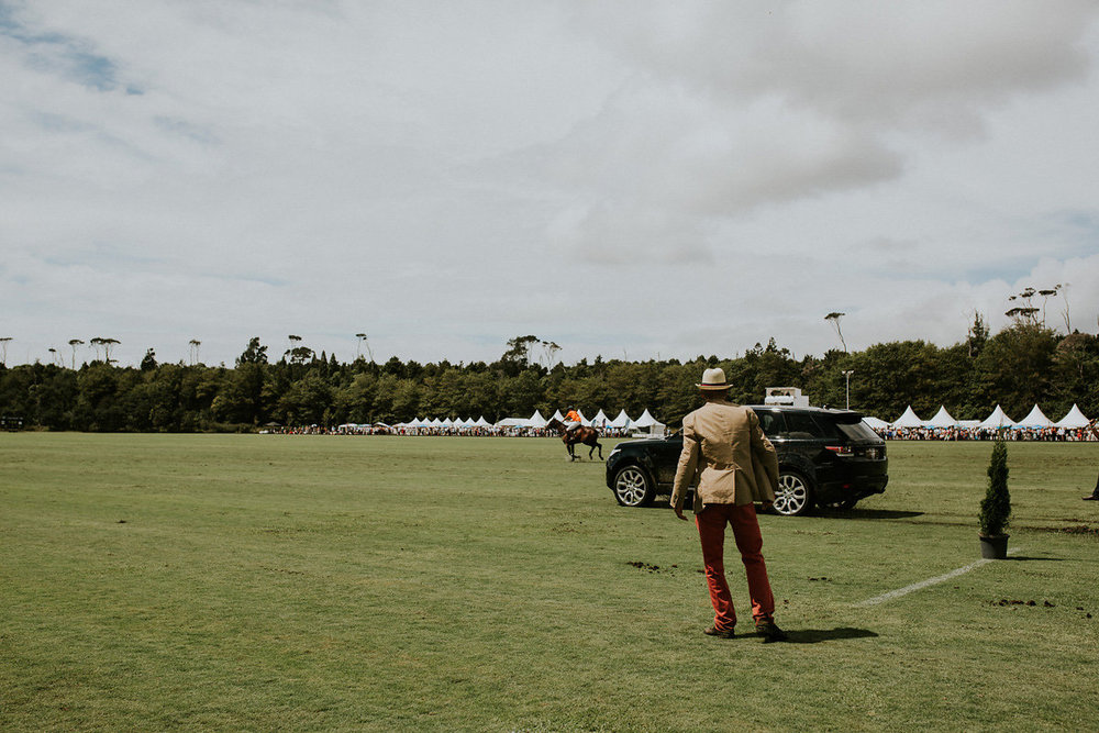 Land Rover Polo Open