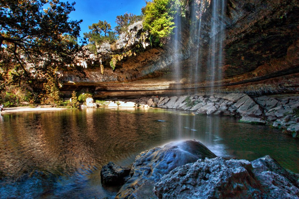 Hamilton Pools, Texas - Author: Trey Perry