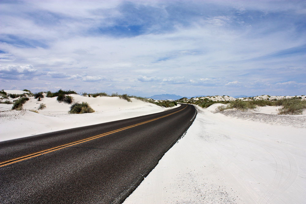 White Sands National Monument, New Mexico - Author: Stratosphere