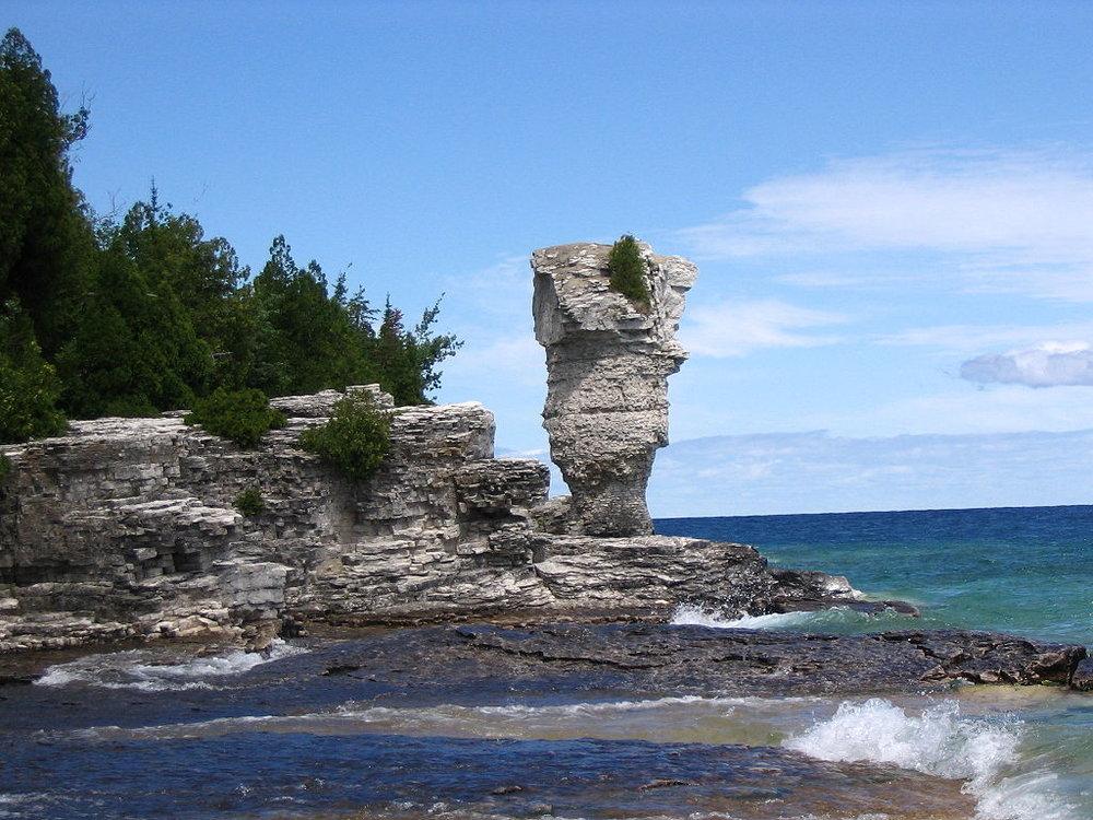 Flowerpot Island - Author: Borbrav