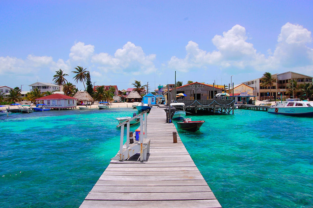 Ambergris Caye, Belize - Author: Areed145 License: CC BY-SA 3.0 or GFDL