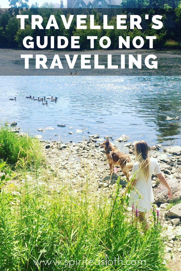 We can assume that people reading this love to travel. It's a travel blog, after all. But many of us aren't able to travel all the time. So, how to we stay sane when we're itching to go somewhere new? How do we make the most out of being at home? Let's figure it out!