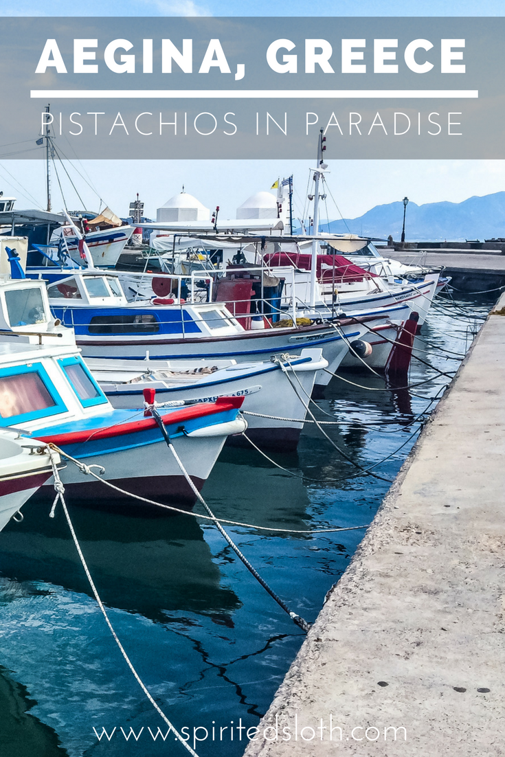 Before you spend all your time and money in Santorini or Mykonos, think about spending a few relaxing days exploring the quiet little island of Aegina - the best Greek island you've never heard of!
