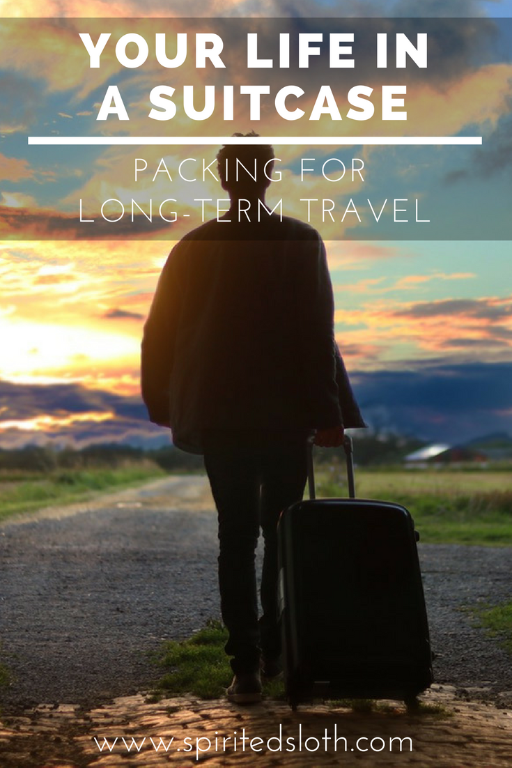 As we prepare for a six-month sailing trip, we have to figure out how to fit our lives into our suitcases. Packing for long term travel is about so much more than just clothes. So, in almost three years of long term travel, here's all that we've learned.