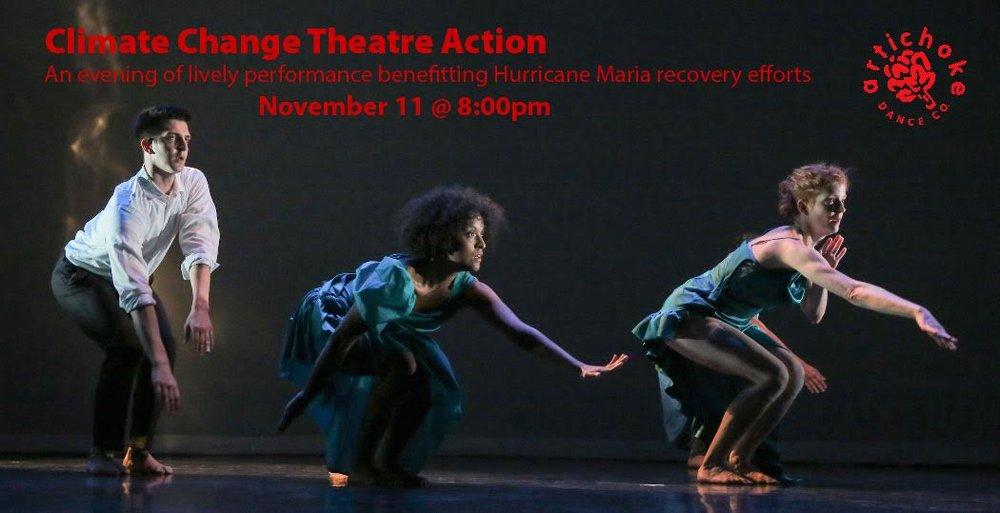 From Artichoke Dance Company