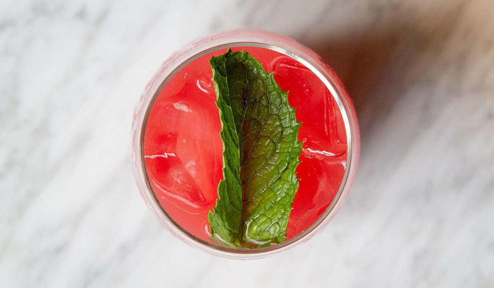 Watermelon Mint Agua Frescahttp://www.extracrispy.com/video/3618/how-to-make-watermelon-agua-fresca