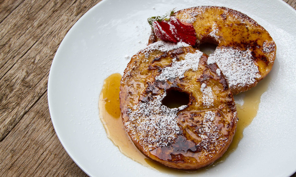 Doughnut French Toast
