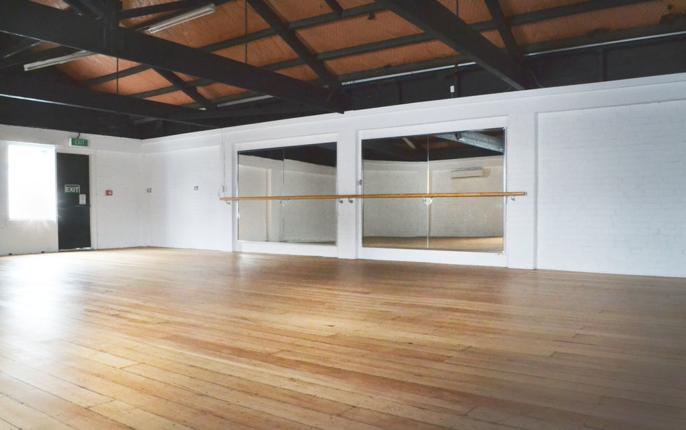 The Dance Studio is used by a wide range of groups including Latin Dance, Zumba, Belly Dancing and more.