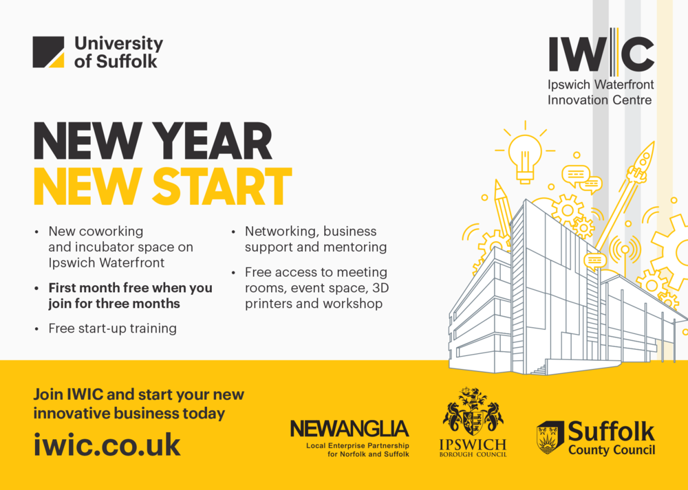 ipswich, waterfront, coworking space, business, members