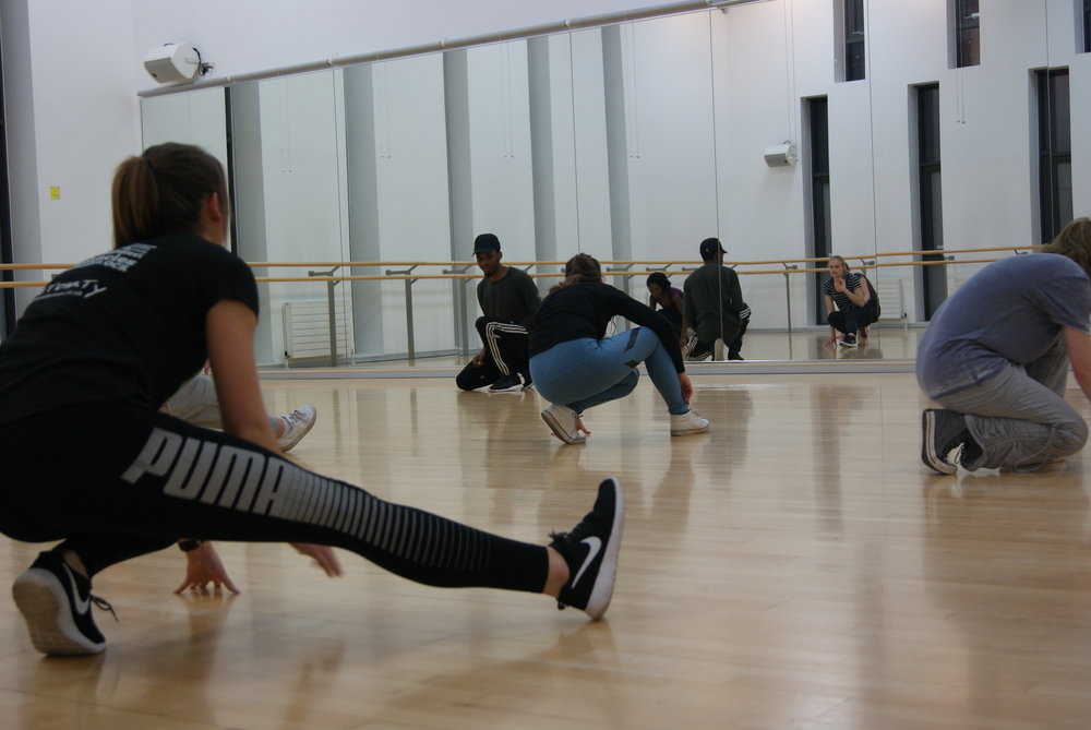 ipswich, waterfront, dance east, dance classes, studio