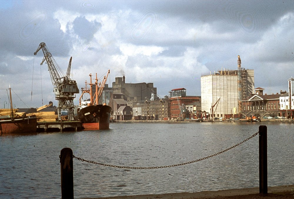 The Old Ipswich Waterfront