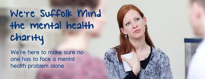 suffolk mind, mental heath charity