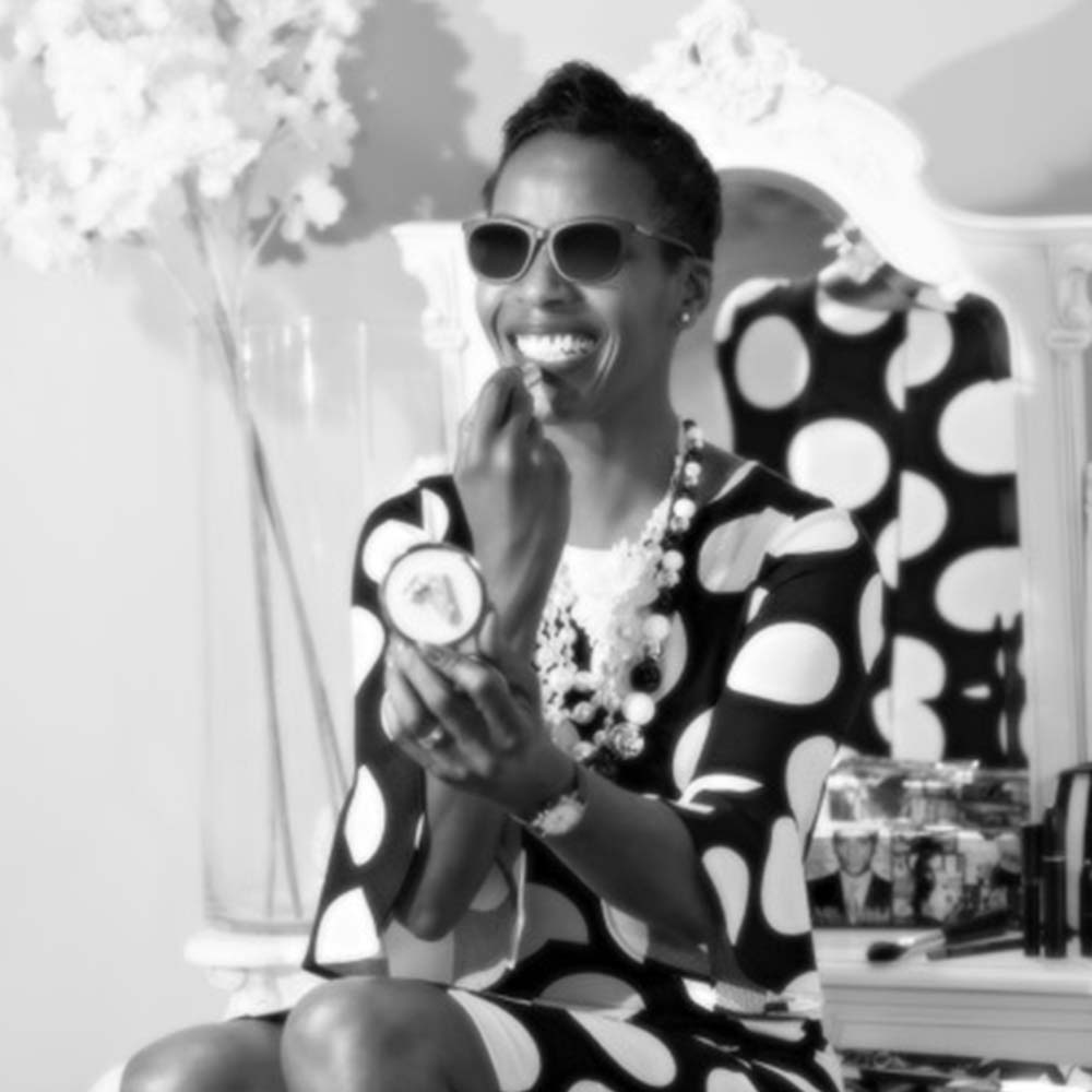 pam davis, fashion candy style, stylist, model