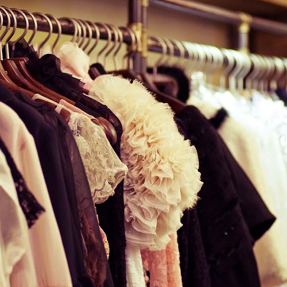 clothes rail, fashion, stylist,