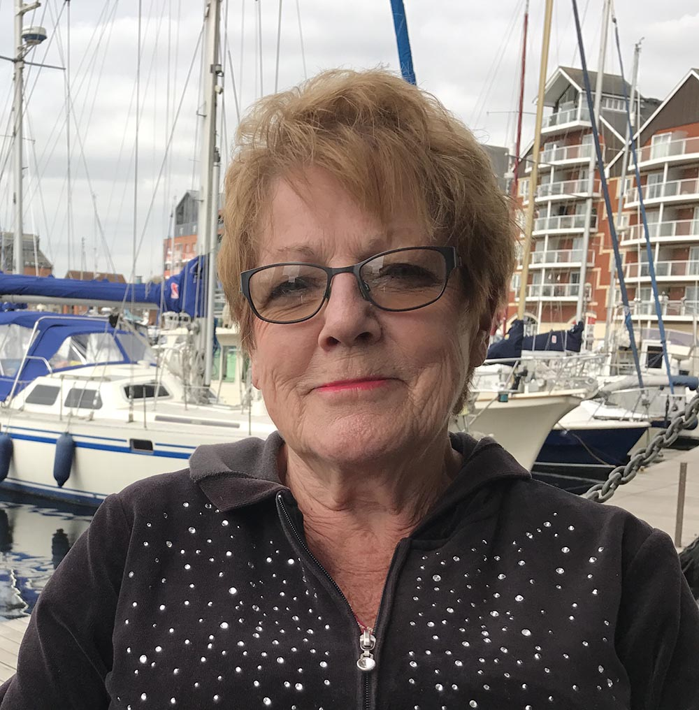 liz harsant, conservatives, councillor, ipswich