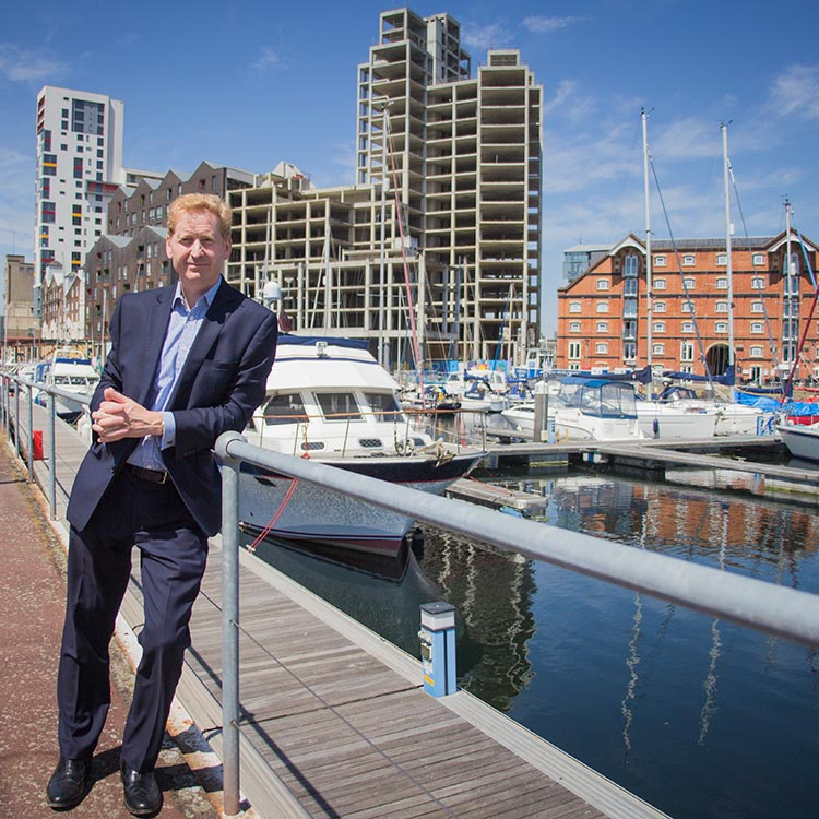 winerack, ipswich, waterfront, john howard
