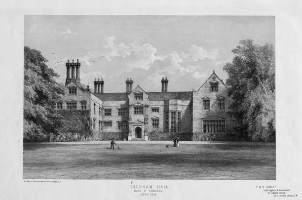 Coldham Hall, Stanningfield, 1574 (1511/222/1)