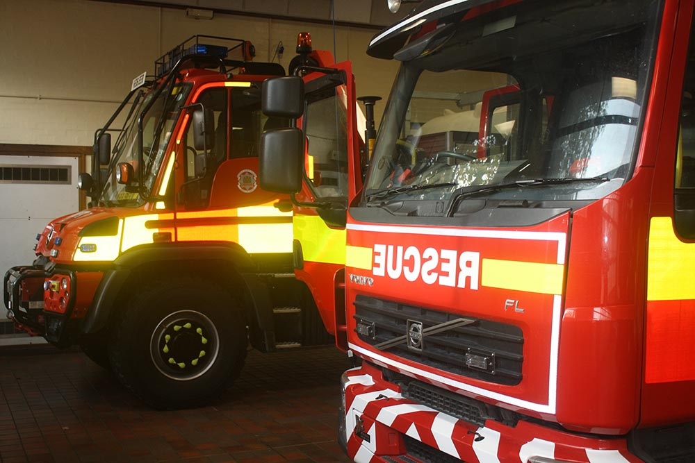 suffolk fire and rescue, ipswich fire service