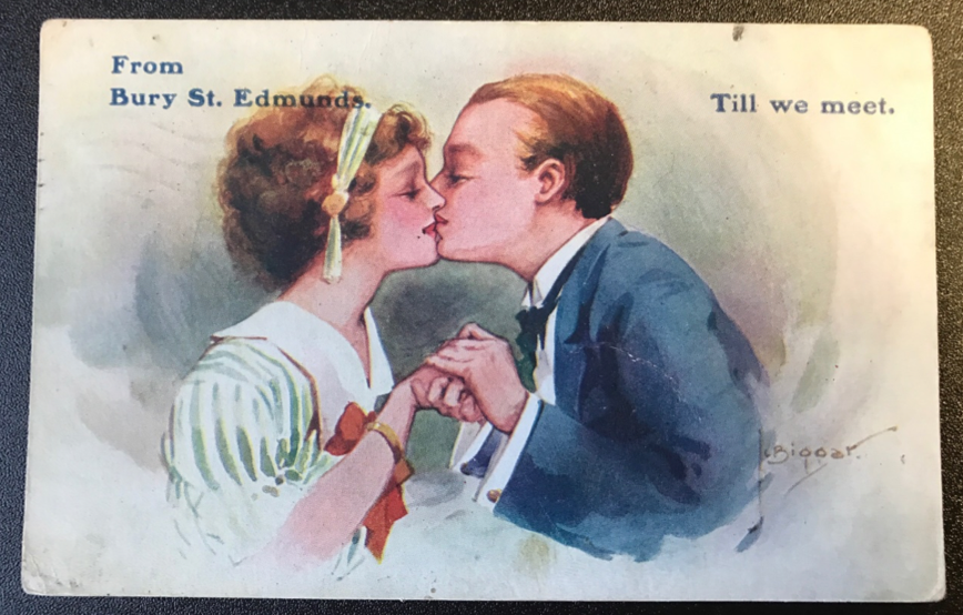 Postcard from early 20th Century (K1321/1)