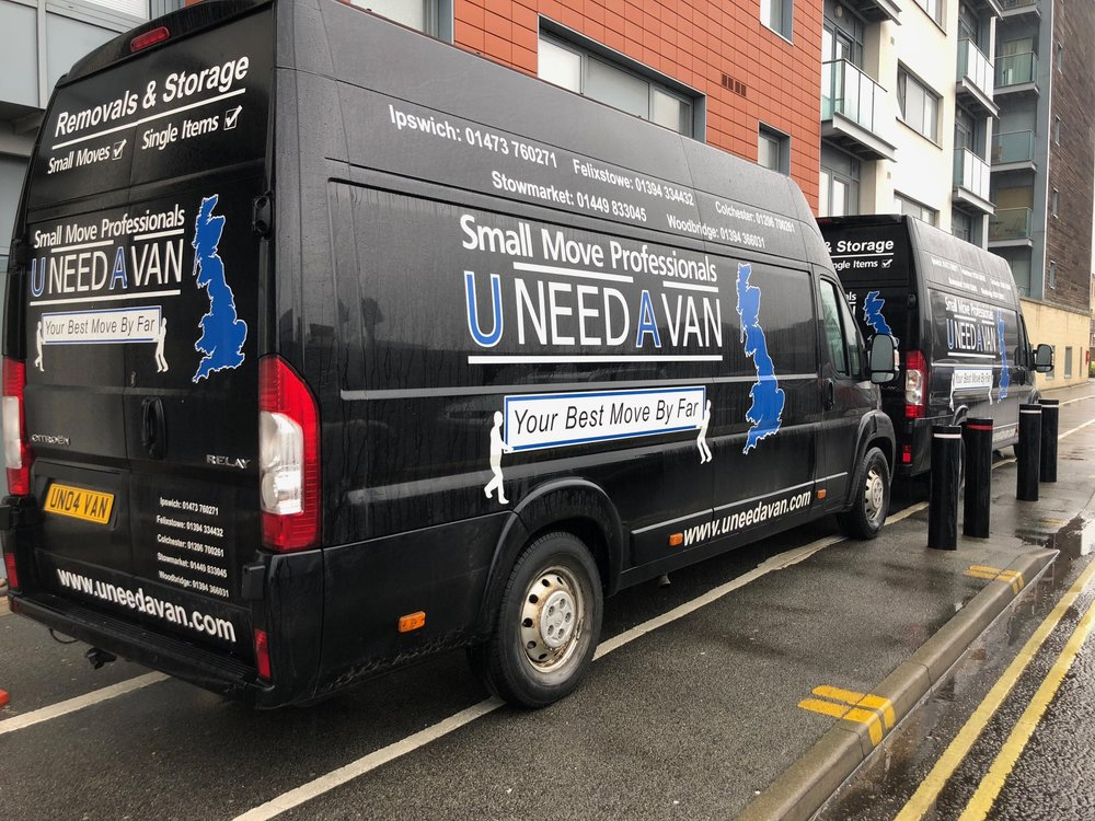u need a van