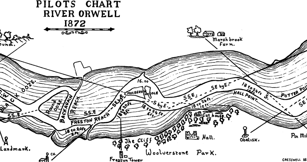 maritime, ipswich, orwell quay