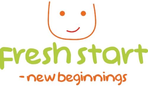 fresh start new beginnings