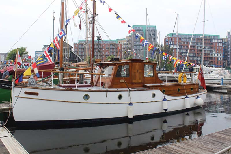 dunkirk little ships ipswich waterfront